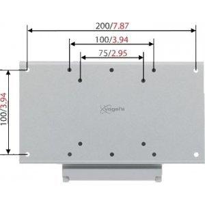 Kronşteinlər Vogel's LCD/PLASMA WALL SUPPORT VFW132 (VFW132)