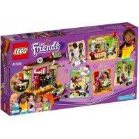КОНСТРУКТОР LEGO Friends Сцена Андреа в парке (41334)