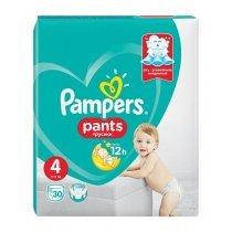 Трусики Pampers Premium Care Pants 9-15кг 4 размер 30шт-bakida-almaq-qiymet-baku-kupit