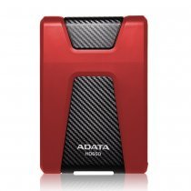 Внешний жёсткий диск ADATA AHD650-2TU31-CRD / 2 ТБ (Red)-bakida-almaq-qiymet-baku-kupit