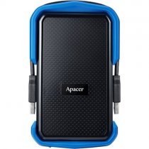 Внешний HDD Apacer 2 TB USB 3.1 Portable Hard Drive AC631 / Blue (AP2TBAC631U-1)-bakida-almaq-qiymet-baku-kupit