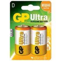 Batareyalar GP battery Ultra Alkaline D(2) 13AU-2UE2-bakida-almaq-qiymet-baku-kupit