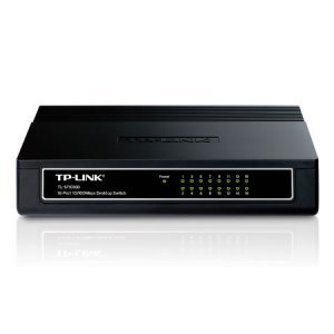 SWITCH TP-LINK (TL-SF1016D)