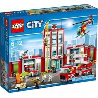 Конструктор Lego Fire Station (60110)