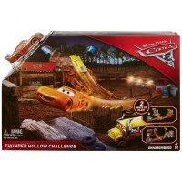 трек Cars 3 Thunder Hollow Легендарная трасса DVT4