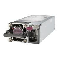 Блок питания HPE 800W Flex Slot Platinum Hot Plug Low Halogen Power Supply Kit (865414-B21)