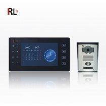 Беспроводная видеодомофонная система 1RL RL-0807AB-bakida-almaq-qiymet-baku-kupit
