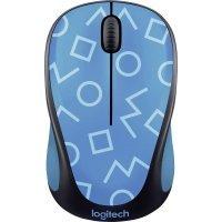 Беспроводная мышь Logitech Wireless Mouse M238 Blue (L910-005055)