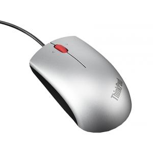 Проводная мышь Lenovo ThinkPad Precision USB Mouse - Frost Silver (0B47157)