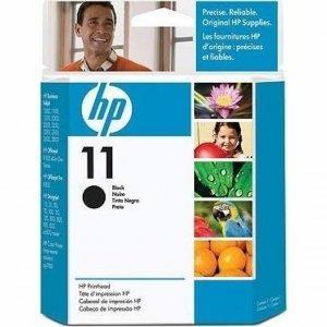 Струйный картридж HP № 11 Black (C4810A)