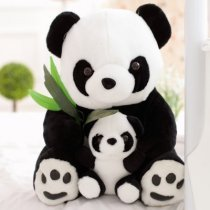 Подарок мягкая игрушка (Панда папа)-bakida-almaq-qiymet-baku-kupit