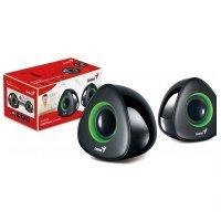 Акустическая система Speaker Genius SP-U150X (Green)