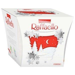 Конфеты Raffaello с миндальным орехом 150г
