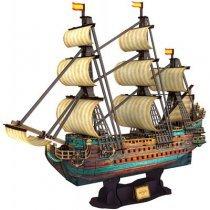 3D Клеевой сборный пазл Корабль «Сан Фелипе»-bakida-almaq-qiymet-baku-kupit