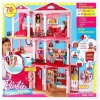 Oyuncaq MATTEL Barbie Dreamhouse (FFY84)