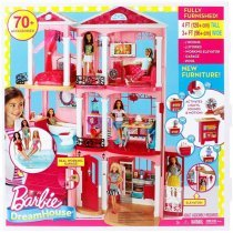 Игра MATTEL Barbie Dreamhouse (FFY84)-bakida-almaq-qiymet-baku-kupit