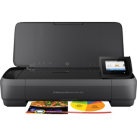 Принтер HP OfficeJet 252 Mobile All-in-One Printer (N4L16C)