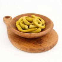 Маринованный острый перец 1 кг банка-bakida-almaq-qiymet-baku-kupit