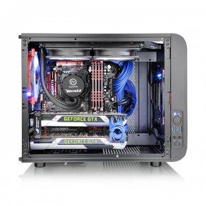 Компьютерный корпус Thermaltake Core V21/Black/Win/SECC (CA-1D5-00S1WN-00)