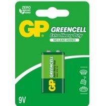 Батарейки GP battery Greencell 9V(1) 1604GLF-2UE1-bakida-almaq-qiymet-baku-kupit