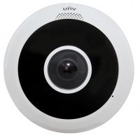 MÜŞAHİDƏ KAMERA Uniview 4MP Fisheye Fixed Dome Network (IPC814SR-DVSPF16)