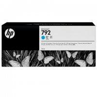 Струйный картридж HP № 792 CN706A (Голубой)