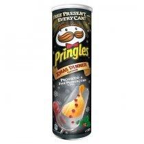 Чипсы Pringles Prosecco & Pink Peppercorn Принглс со вкусом просекко и красного перца 165-bakida-almaq-qiymet-baku-kupit