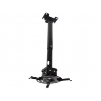 Proyektor üçün konsol Cyber Projector Universal Ceiling Mount Round Arm Support 125~200cm Drop Adjustable PCM2 (PM100200)