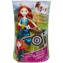 Игра HASBRO  Модная кукла принцесса и ее хобби, Принцессы Дисней, Мерида (B9146EU40)-bakida-almaq-qiymet-baku-kupit