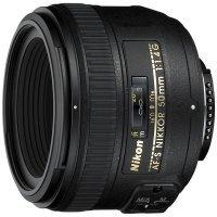 Фотообъектив NIKON-50mm 1,4G