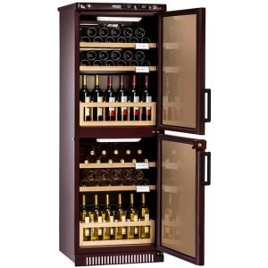 Витринный холодильник Pozis ШВД 78 / Vino (Brown)