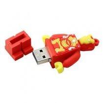 USB флешка 16GB Marvel Iron Man-bakida-almaq-qiymet-baku-kupit