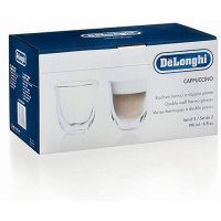 Набор стаканов DeLonghi Cappuccino Cups Set of 2 Glasses