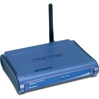Точка доступа Роутер TRENDnet TEW-430APB 54Mbps 802.11g (TEW-430APB)