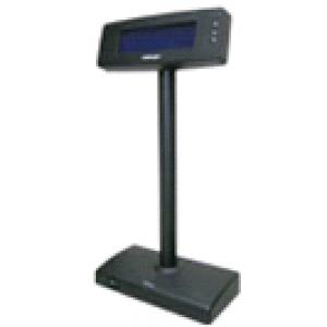 POS-Поул дисплей Posiflex PD-7632R-B LCD дисплей покупателя, 4 * 11 символов (PD-7632R-B)