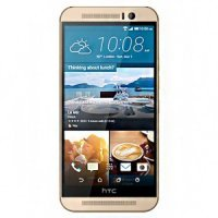 Телефон HTC One M9 Gold