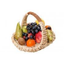 Фруктовая корзинка с виноградом-bakida-almaq-qiymet-baku-kupit