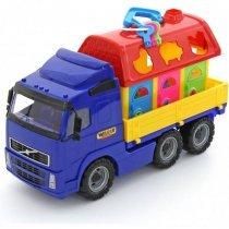 автомобиль Polesie Volvo грузовик 1442-bakida-almaq-qiymet-baku-kupit