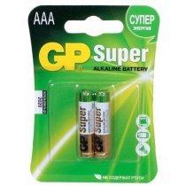 Batareyalar GP battery Super Alkaline AAA(2) 24A-2UE2-bakida-almaq-qiymet-baku-kupit