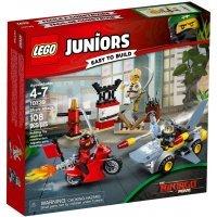 КОНСТРУКТОР LEGO Juniors Нападение акулы (10739)