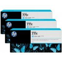 Струйный картридж HP № 771C B6Y36A (Светло-голубой)