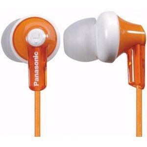Наушники Panasonic RP-HJE118GUD Orange