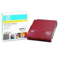 Картридж HP Ultrium 2 400GB Data Cartridge (C7972A)