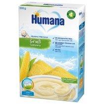 Молочная каша Humana Кукурузная, 200 г-bakida-almaq-qiymet-baku-kupit