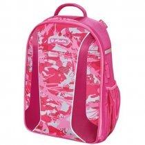 Рюкзак Herlitz Airgo Camouflage розовый 50015092-bakida-almaq-qiymet-baku-kupit