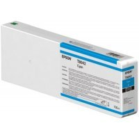 Картридж Epson Singlepack T804200 UltraChrome HDX/HD 700ml Cyan (C13T804200)