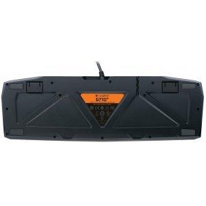 Simli klaviatura Logitech Gaming Keyboard G710+ (920005707)