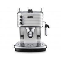 Рожковая кофеварка Delonghi ECZ 351.W (White)