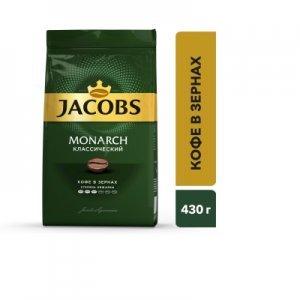 Jacobs Monarch 430 гр пакет