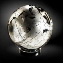 3D Puzzle EUREKA - Глобус-bakida-almaq-qiymet-baku-kupit